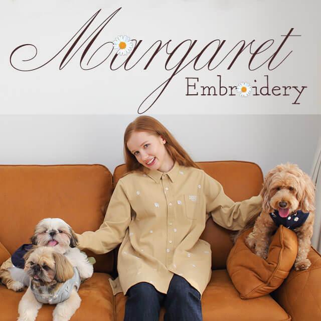 マーガレットシリーズ ブランドのドッグデプト/DOG DEPT ペアルック