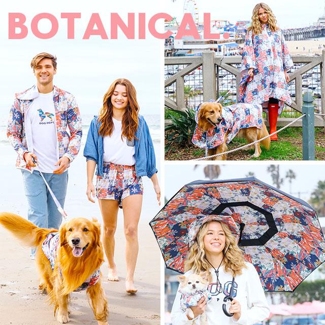 ボタニカルシリーズ ブランドのドッグデプト/DOG DEPT ペアルック