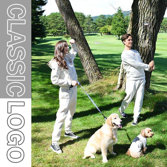 クラシックロゴペアルック ブランドのドッグデプト/DOG DEPT