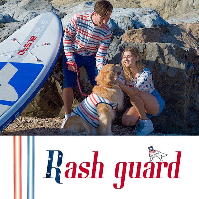 ラッシュガードシリーズ ブランドのドッグデプト/DOG DEPT