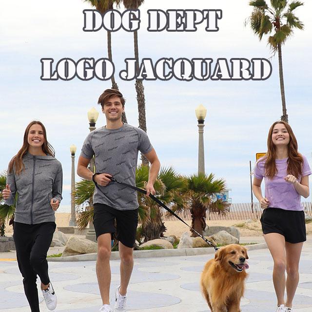 ジャガードロゴシリーズ ブランドのドッグデプト/DOG DEPT ペアルック