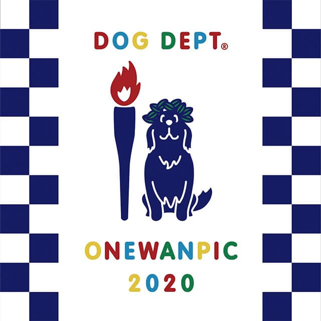 ONEWANPICシリーズ ブランドのドッグデプト/DOG DEPT ペアルック